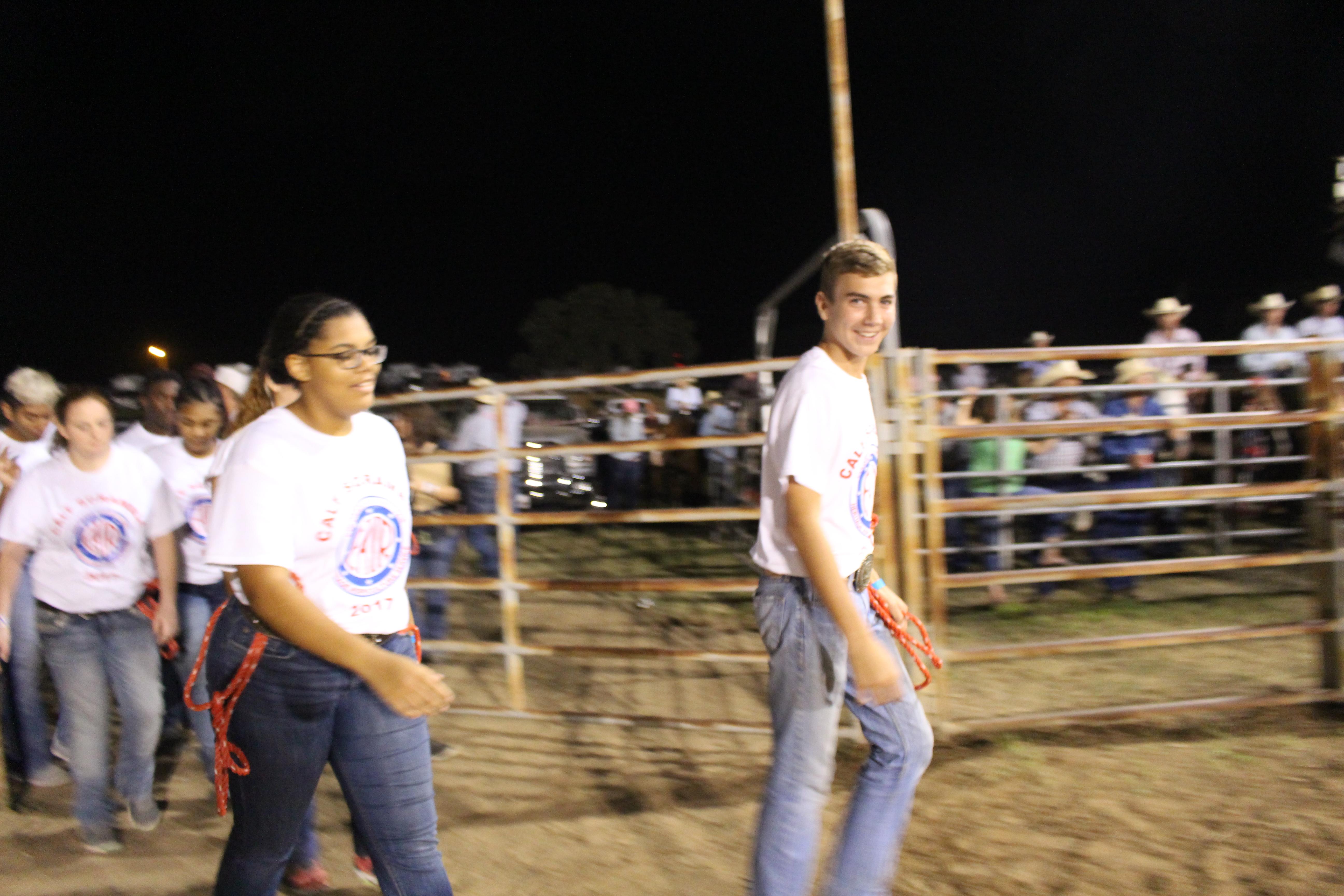 Calf Scramble Colorado County Fair Association